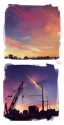 Clouds by KoldanGrey