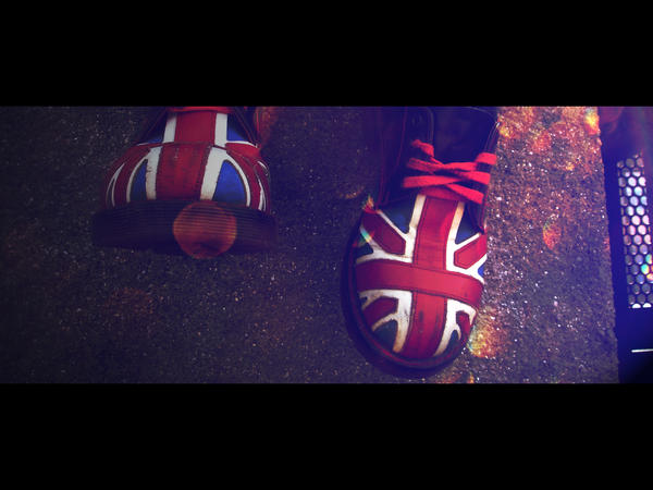This is England by powoui