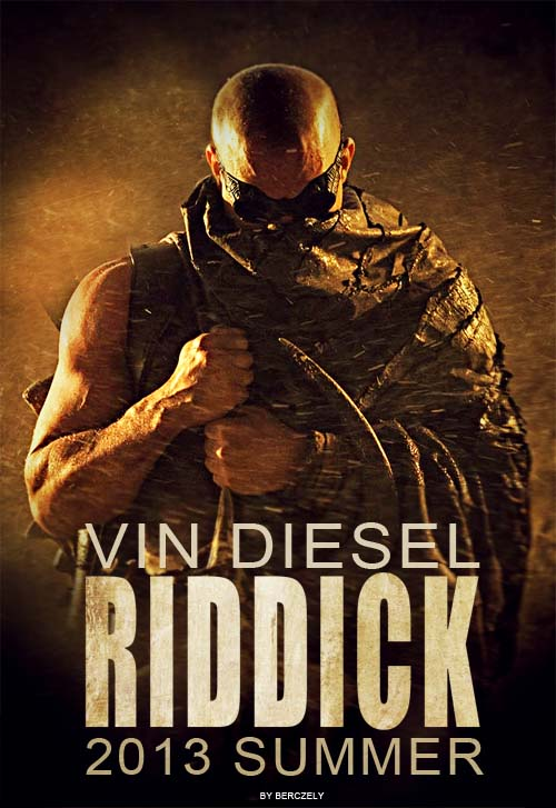 Riddick 2013 Bluray 720p