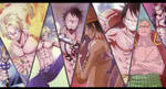 One Piece Wallpaper by TheRealKrachBummEnte by TheRealKrachBummEnte
