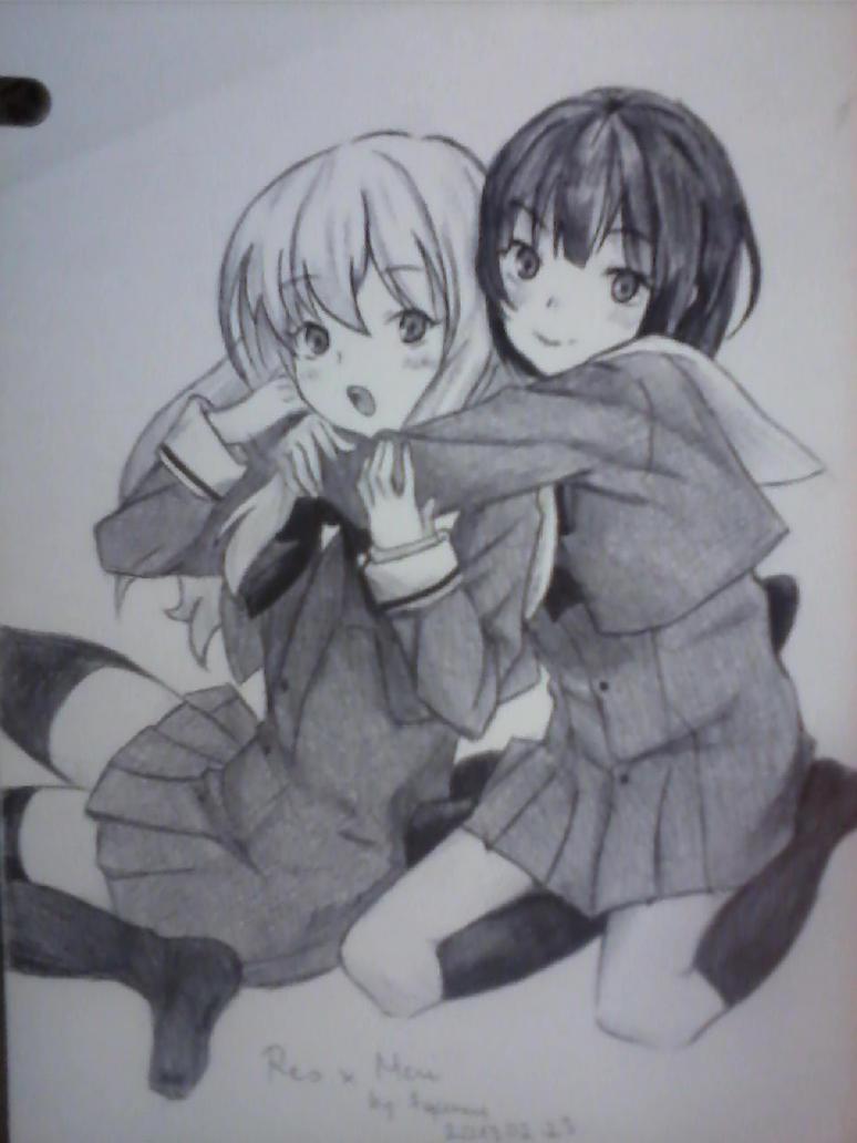 Sono Hanabira ni Kuchizuke wo: Reo x Mai Diaries - Bölümler