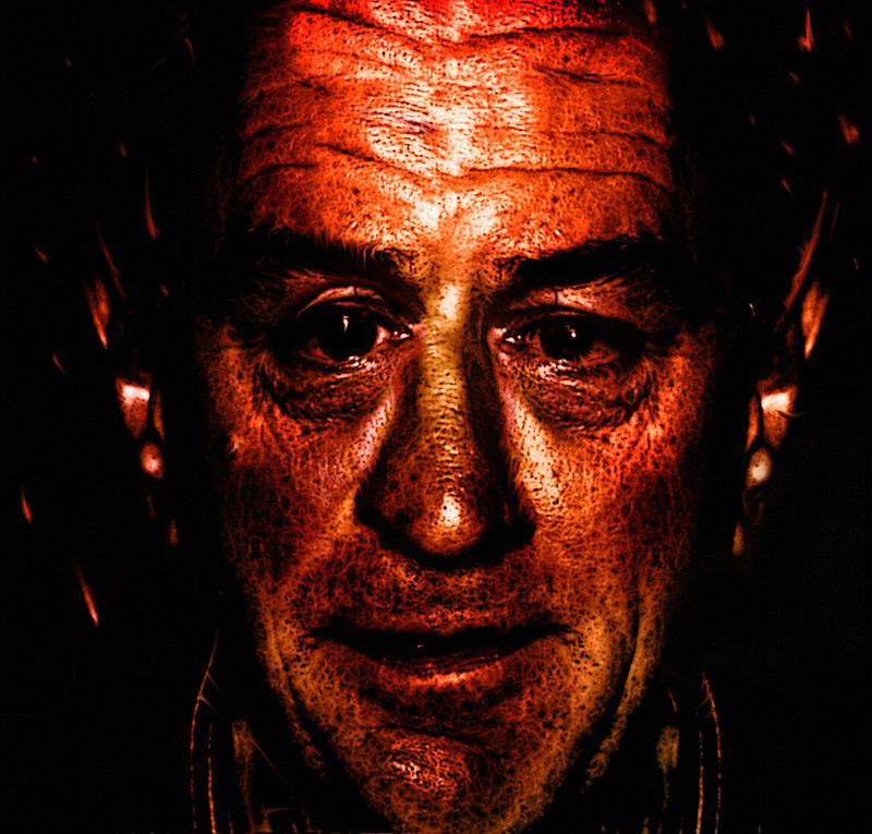 the devil de Niro by moppaa