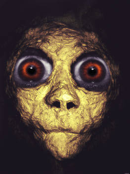Mr. big-eyed