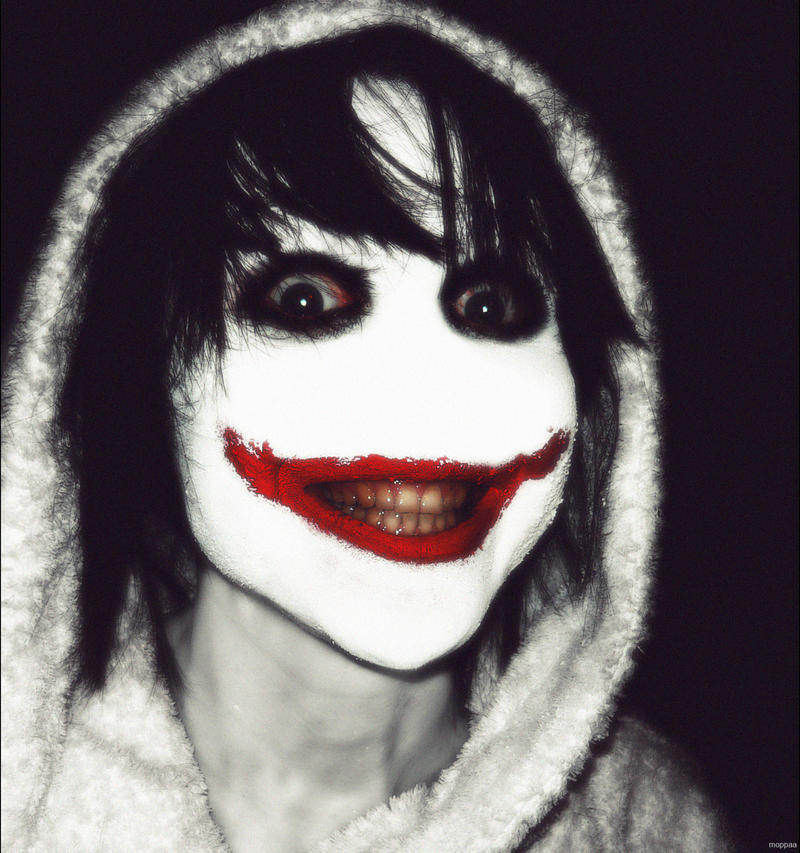 Jeff the Killer by moppaa