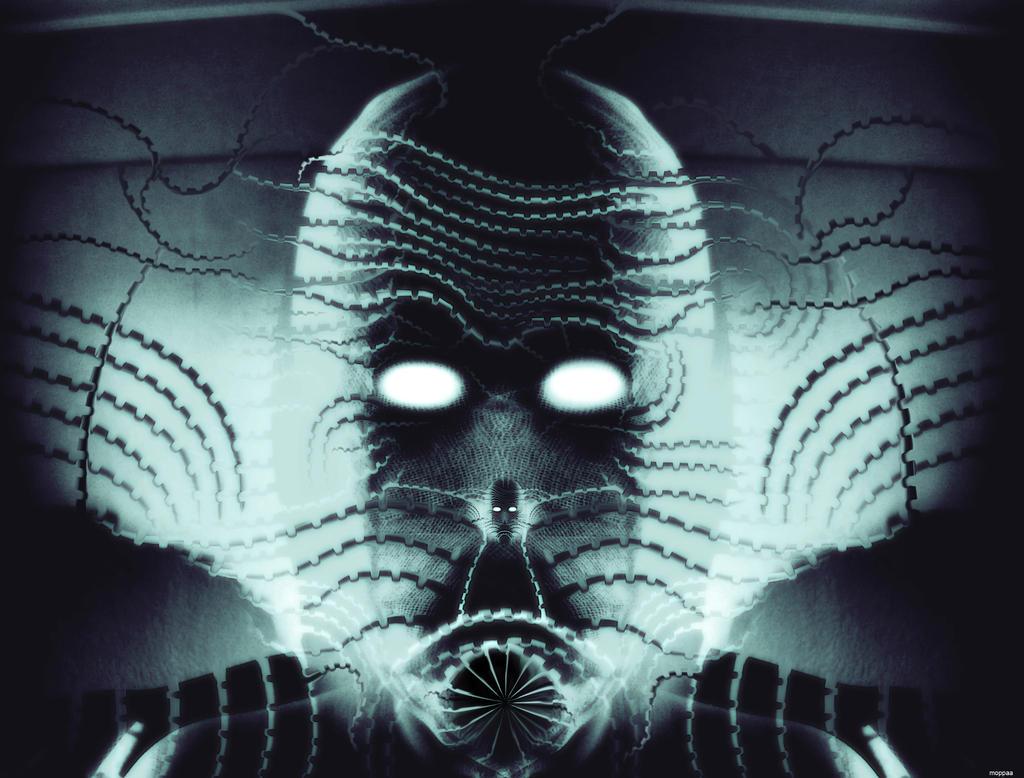 Alien icon by moppaa