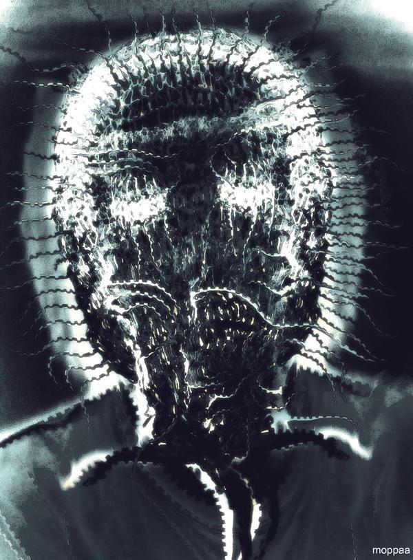 Alien by moppaa