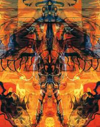 Satan by moppaa