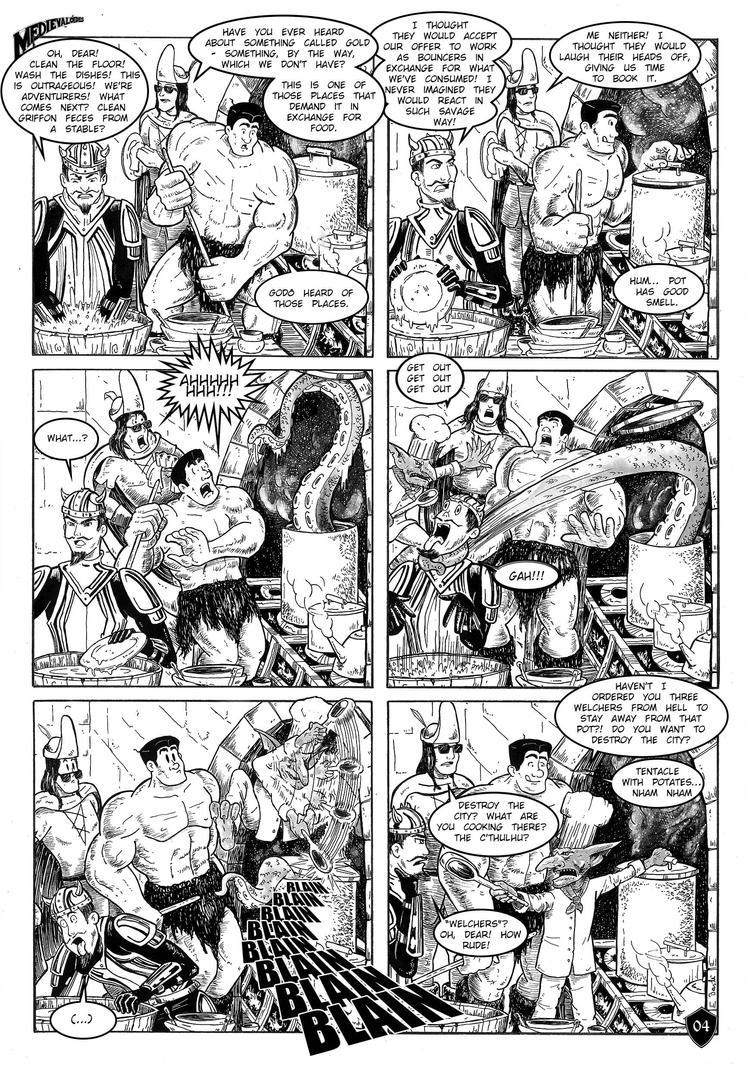 Medievalides 04b - Eng by RogerioBasile