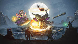 Luffy vs Kaido - Chapter1000