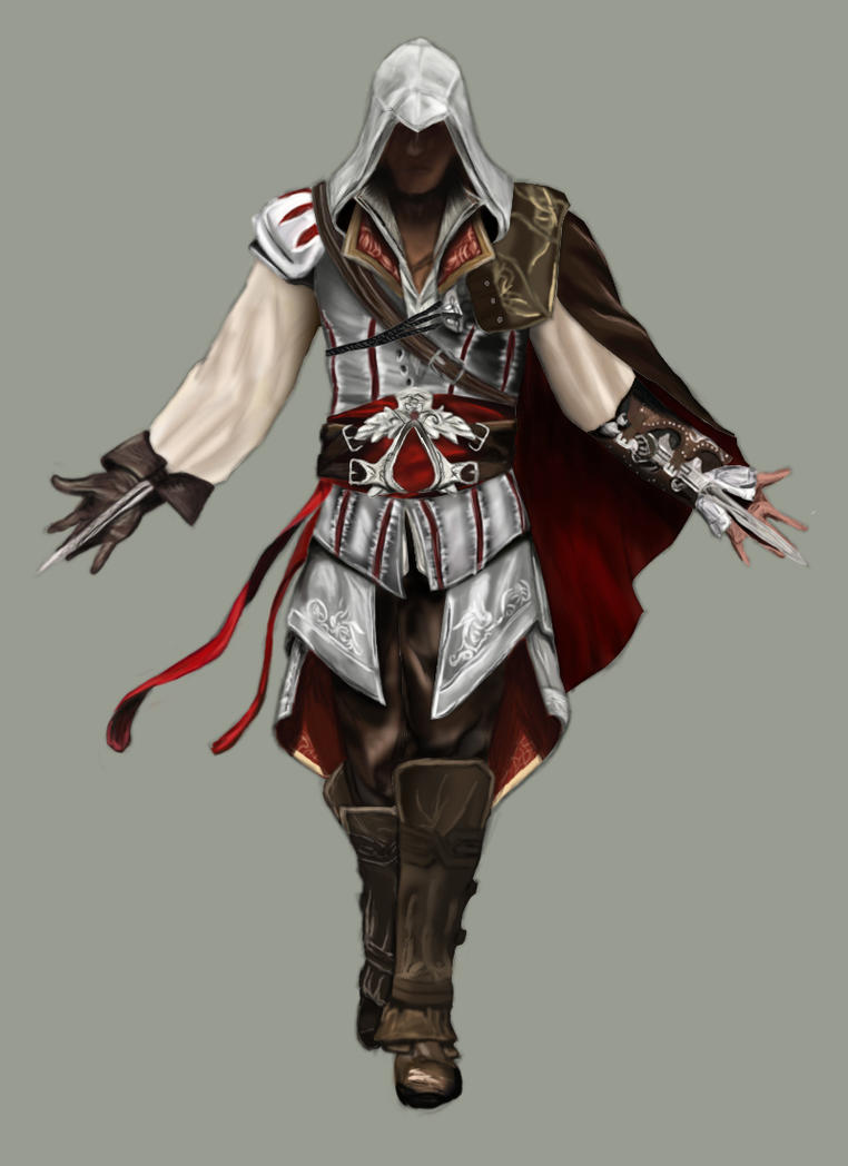 ezio assassins creed ii - photo #9