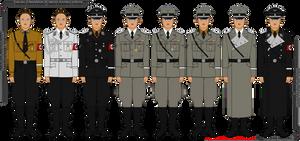 Overview of Heinrich Himmler's Uniforms