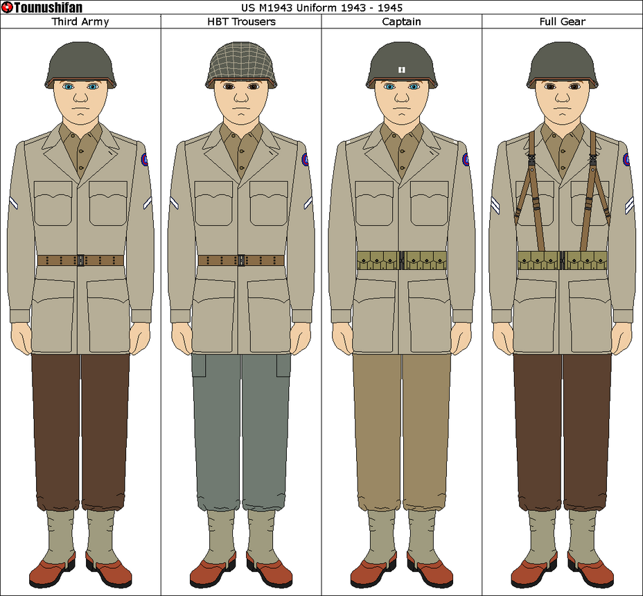 us army wwii uniforms car interior design. Black Bedroom Furniture Sets. Home Design Ideas
