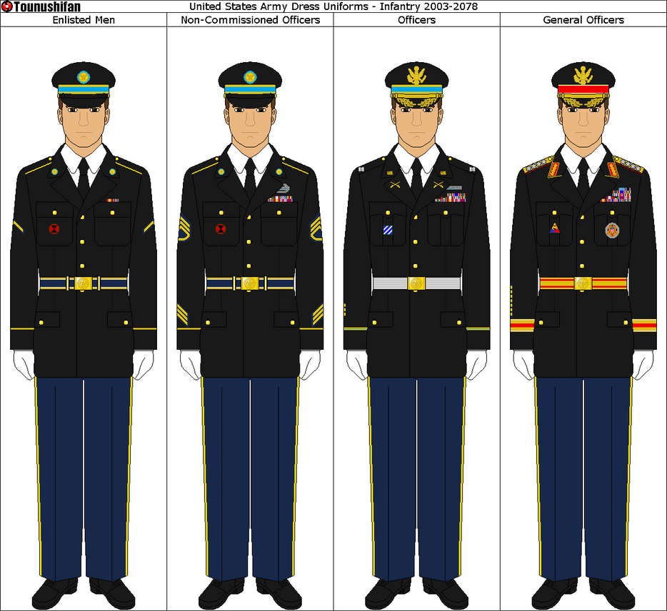 United States Military Uniform 67