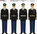 Panterria - United States Army Dress Uniforms