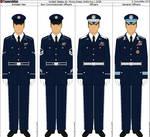Panterria - United States Air Force Dress Uniforms