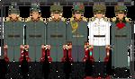 Wehrmacht Heer General Uniforms