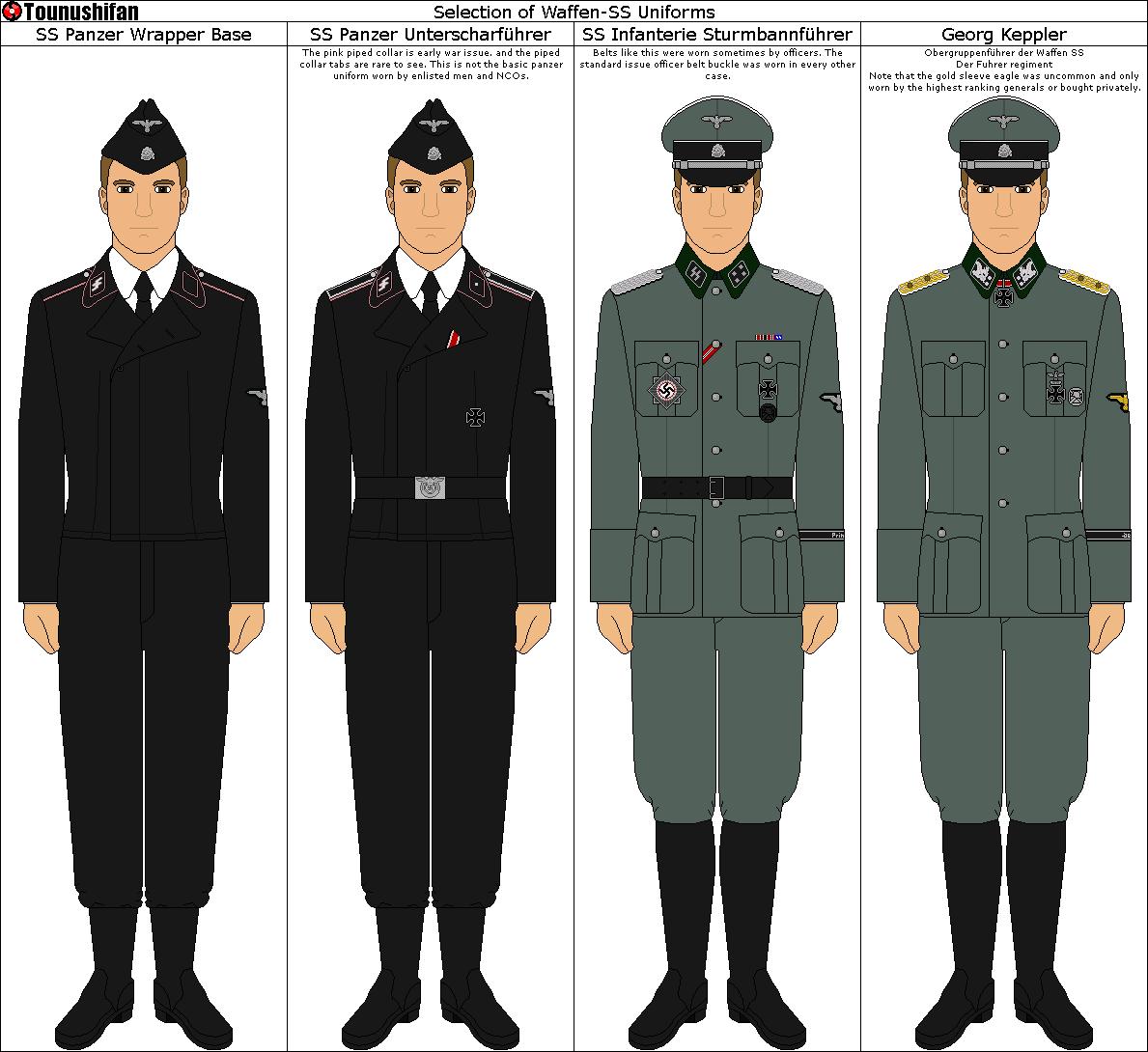 Ss Uniform Pictures 34