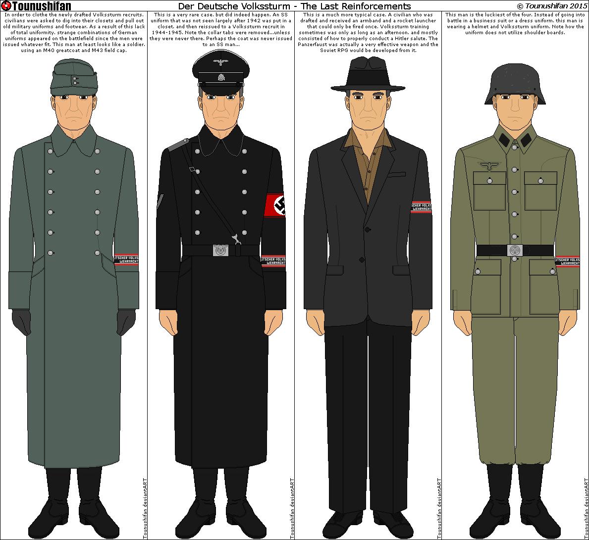 Some Volkssturm Recruits by Grand-Lobster-King on DeviantArt