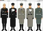 Some of Reinhard Heydrich's Uniforms