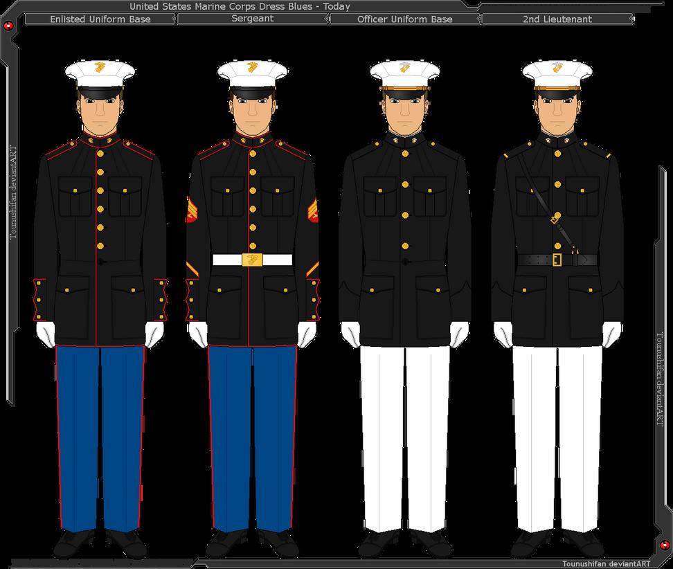 United States Marine Uniform 103