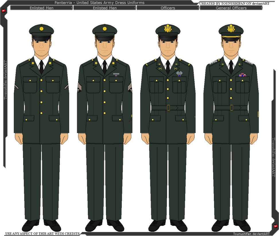 the gallery for gt us army dress uniform