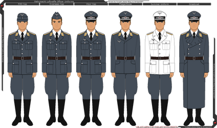 Nazi Uniforms by AboveAll3 on DeviantArt