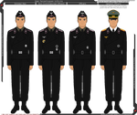 Heer Panzer Wrapper Uniforms