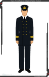 Titanic First Officer Lt. William McMaster Murdoch
