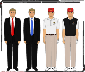 Overview of Donald J. Trump
