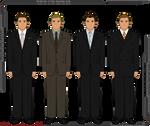 Panterria - Civilian Business Suits