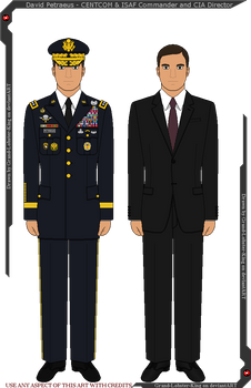 Overview of General David Petraeus