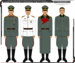 Overview of Wilhelm Keitel's Uniforms