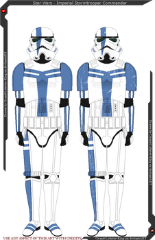 Star Wars - Imperial Stormtrooper Commander
