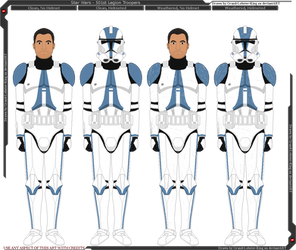 Star Wars - 501st Legion Troopers