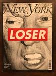 Donald Trump: LOSER Magazine