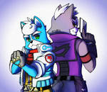 Star Fox: Marcus and Lupe