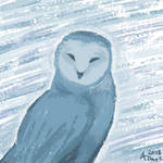 Owl (October day 2)