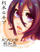 Kuchiki Rukia chan by MomoChiee