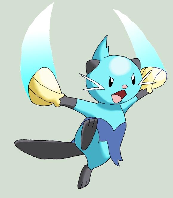 dewott pokemon shiny - photo #15