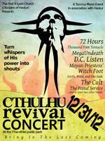 Cthuhlhu Revival Poster