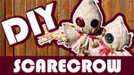 DIY Scarecrow - (How To Make A Homemade Scarecrow) by jadedamrail