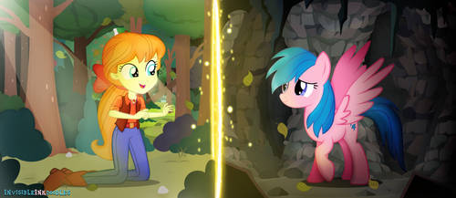 I remember you. (My Little Pony Generation 1)