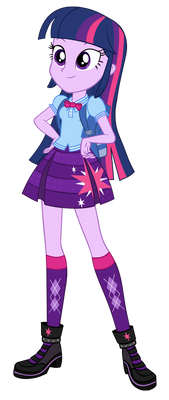 Princess Twilight | Equestria Girls Series Outfit