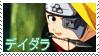 akatsuki stamps - Deidara by 0NoPainNoGain0