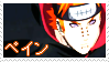 Akatsuki stamps - Pain by 0NoPainNoGain0