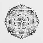Pointillism Mandala 2