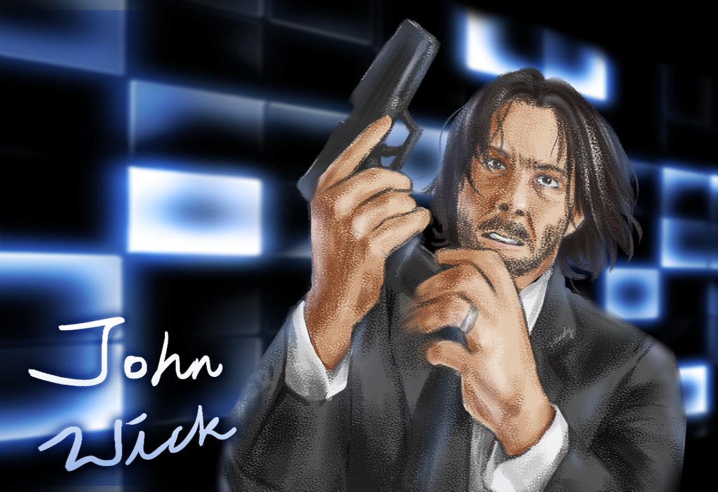 John Wick S Meme By Windy510 On Deviantart