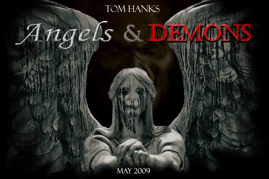 Angels and demons movie stars