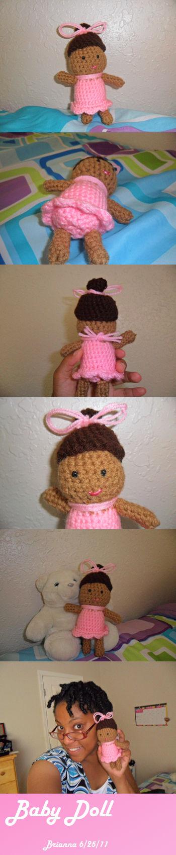 Baby Doll - Crochet