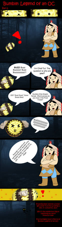 Bumble Oc: Part 5